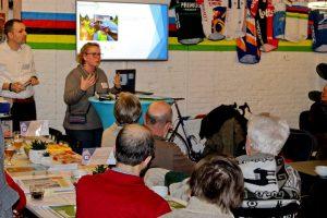 Fietsersbond Aalst - Kinderen in het verkeer - Marleen Stallaerts